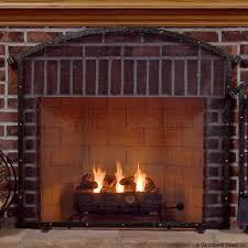 Single Fireplace Screen by 118 Best Fireplace Screens Images On Pinterest Fireplace Screens
