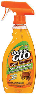shop orange glo 32 fl oz wood cleaner at lowes com