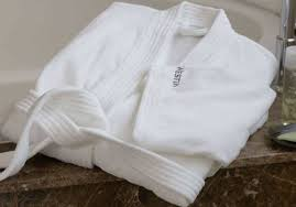 housse de couette hotel peignoir de bain kimono westin hotel store