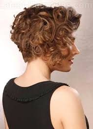 curly and short haircut showing back 13 best short layered curly hair short hairstyles 2016 2017
