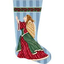 christmas stocking needlepoint kits