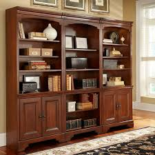 Bookcase In Wall Ryland 3 Piece Bookcase Wall