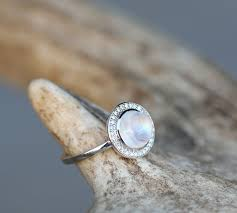 moonstone engagement rings silver moonstone engagement ring moonstone engagement ring and