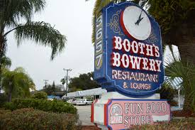 port orange landmark booth u0027s bowery to relocate site to be