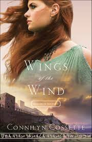 new release wings of the wind by connilyn cossette