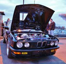 bmw modified this car is an example of the old german muscle modified to