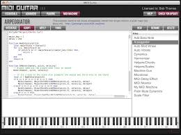 Hit The Floor Bass Tab - jam origin midi guitar
