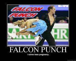 I Know Your Meme - falcon punch know your meme
