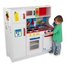 Deluxe Kitchen Play Set by Toy Kitchen Set Interior Design