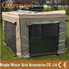 Fox Awning Car Roof Top Tent Australia Design 200d Polyester Canvas Fox