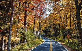 Skyline Drive Map America U0027s Best Drives For Spotting Changing Leaves Travel Leisure