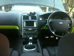 Ford Falcon Xr6 Interior Toxic Wagon Mighty Car Mods Official Forum