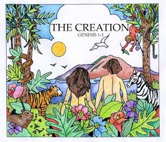 creation story clipart 66
