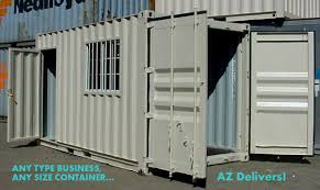 the cure for construction sites portable storage containers az