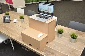 standing desk converter stand up desk workstation for laptop