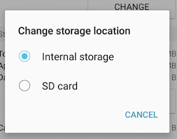 android move files to sd card how to move the pictures folder to the sd card on the samsung