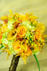 130 best yellow bridesmaids bouquets images on pinterest bridal