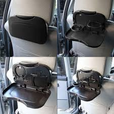 Table Cup Holder Car Drink Holder Table Auto Bekerhouder Folding Auto Car Back Seat