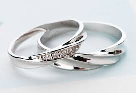 wedding band alternatives silver wedding bands is a beautiful alternative for every woman