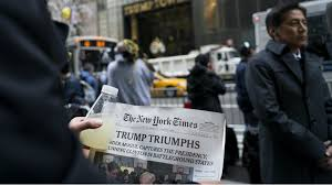 Trumps Hpuse In New York Election 2016 Front Pages Around The World React To Donald J