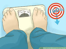 the best ways to get motivated to lose weight wikihow