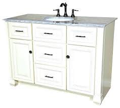 48 single sink vanity with backsplash 48 inch single sink vanity inch vanity with sink single sink