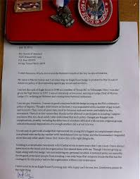 eagle scout recommendation letter sample sample eagle scout