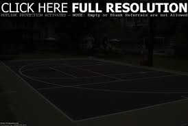 outdoor basketball court flooring cost home outdoor decoration