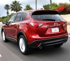 mazda suv range new 2013 mazda cx 5 debuts in los angeles returns up to 33mpg