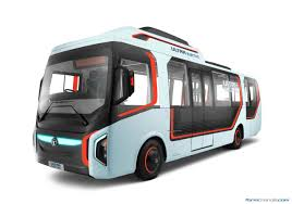 volkswagen electric bus tata ultra electric bus concept looks to future of public transport