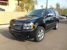 certified pre owned 2013 chevrolet tahoe ltz sport utility in mesa