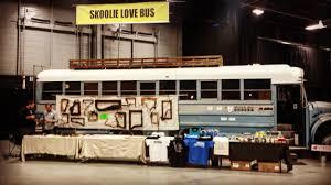 skoolie update on candice and her busventure u2014 skoolie love