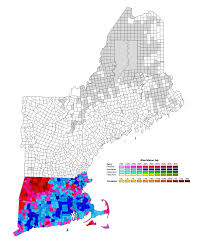Map New England by The Homelycooking New England Town Maps Thread
