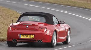 bmw m coupe review bmw z4 m roadster 2006 review by car magazine