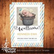 how to write baby announcement email free templates example
