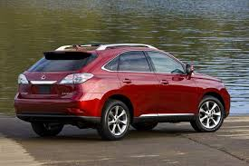 the 2011 lexus rx 350 the canadian built luxury suv includes