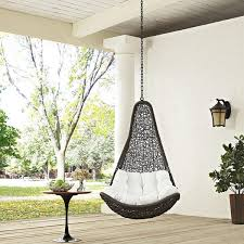 Lounge Swing Chair Modway Abate Outdoor Patio Swing Chair Without Stand U2013 Modish Store