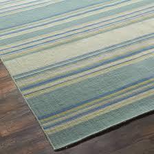 Modern Stripe Rug Cool Blues Modern Stripes Rug Shades Of Light