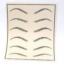 aliexpress com buy 10pcs permanent makeup eyebrow tattoo