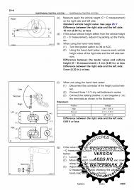 lexus recall gx470 air suspension problems on gx470 page 5 clublexus lexus