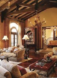 Tuscan Style Curtains Tuscan Curtains Living Room Living Room Style Room Decorating