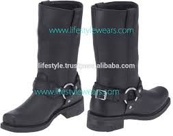leather horse riding boots mens leather motorcycle boots mens