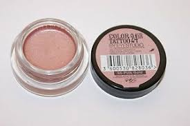 maybelline color 24hr eye shadow smooth gel 65 pink