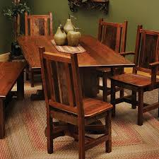 beautiful rustic dining room sets for your home home design blog