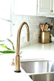 gold kitchen faucets gold kitchen faucet dsellman site