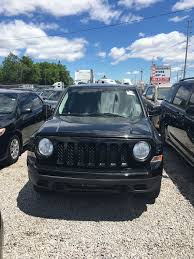 2014 jeep patriot sport leather manual 51k peel car sales
