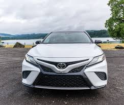 all black toyota camry 2018 toyota camry drive review say bye bye bland 95 octane