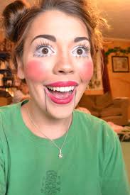 the 25 best ventriloquist makeup ideas on pinterest puppet