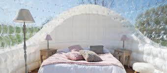 bulle chambre chambre bulle nuit insolite en isère bons cadeaux