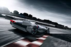 peugeot new sports car peugeot u0027s new l750 r virtual racer heading to gran turismo sport